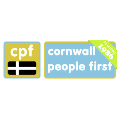 Cornwall People First Logo
