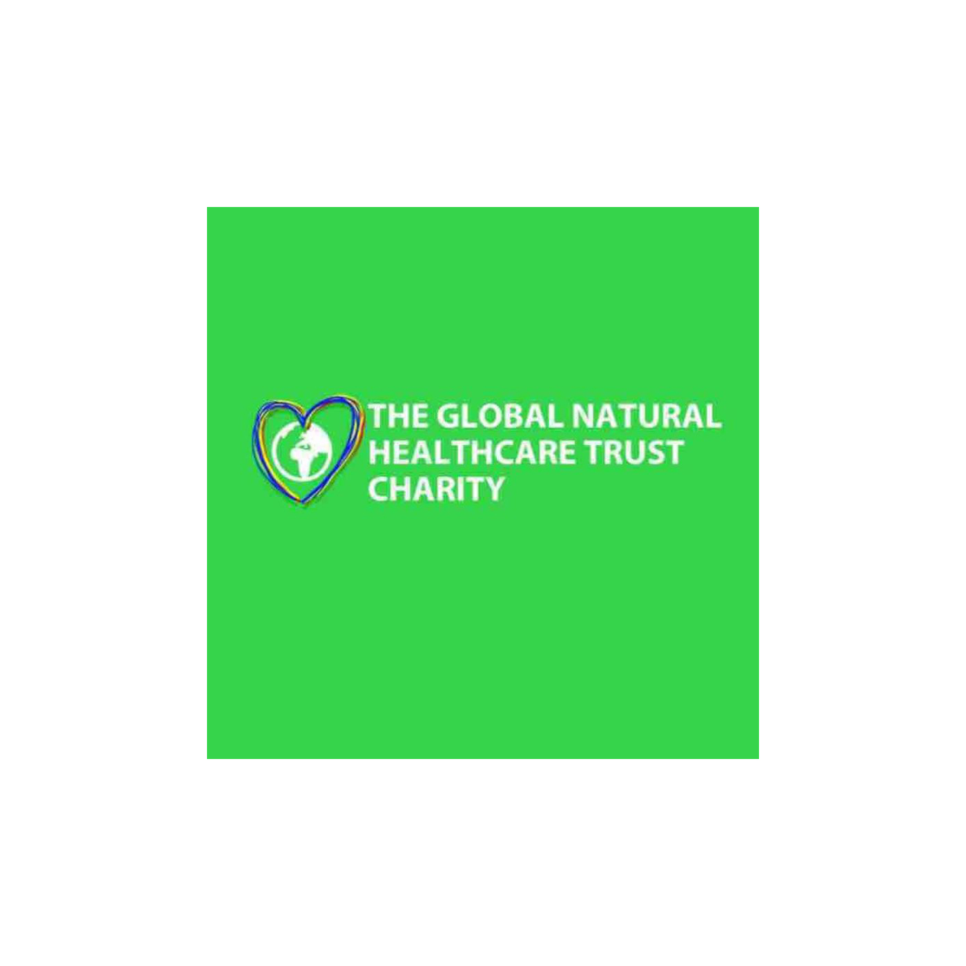 Global Natural Healthcare Trust Charity Logo